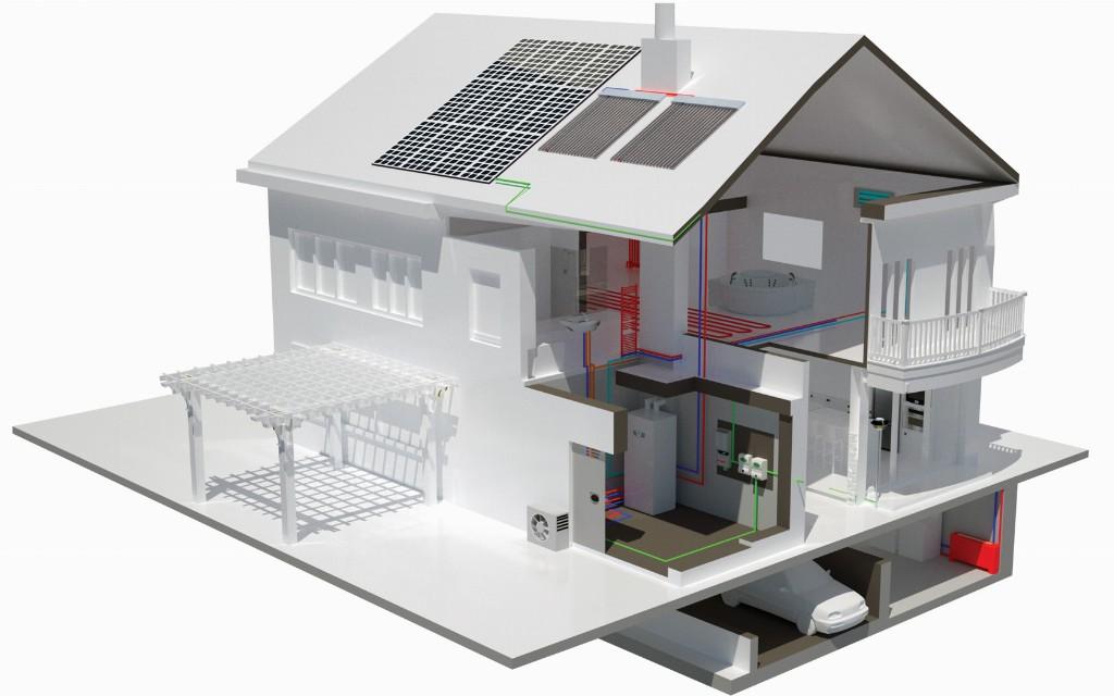Caldaia a Condensazione e Sistemi Ibridi - Impianti civili