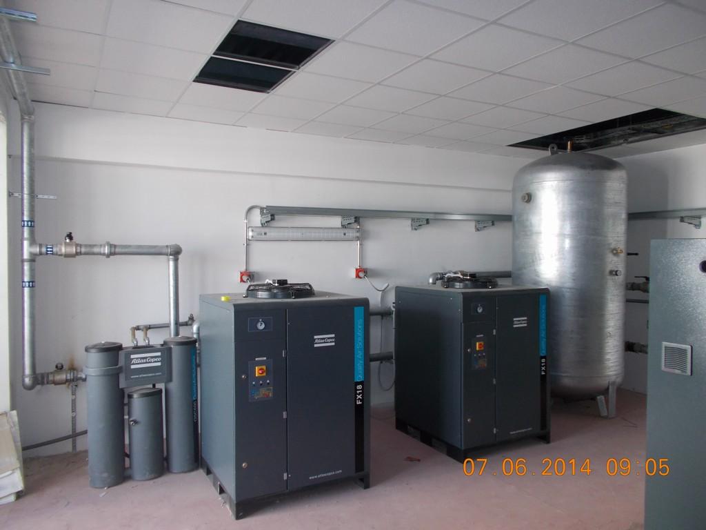 Aria Compressa - Impianti industriali